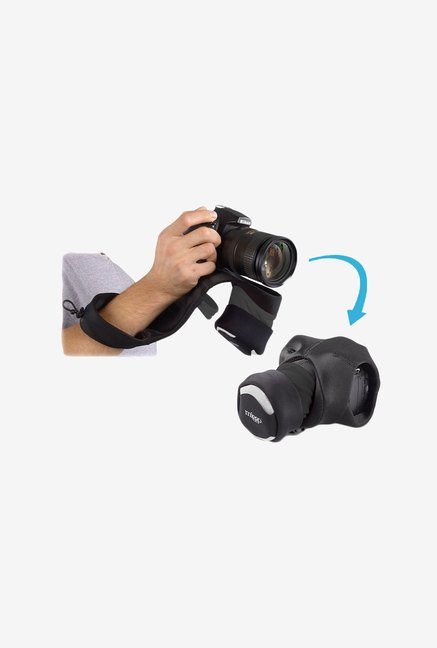 Mymiggo Grip and Wrap for Slr Cameras (Black)