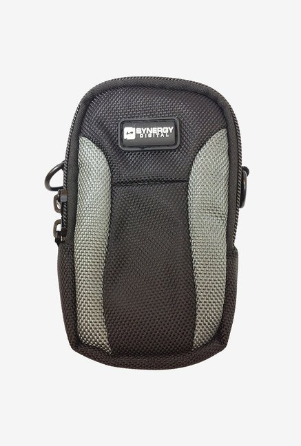 Synergy Digital Nikon S9700 Digital Camera Case (Black/Grey)