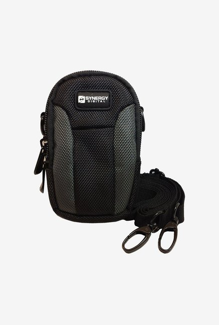 Synergy Digital Olympus Tg-850 Camera Case (Black/Grey)