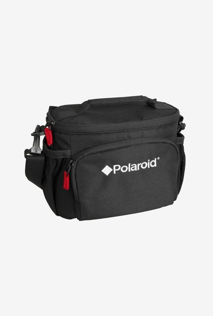 Polaroid Joz 36 Mirrorless & Compact DSLR Camera Bag (Black)