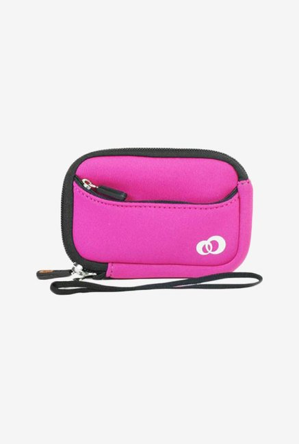 Kroo Mini-Glove 2 for 3.5-Inch Camera (Magenta)