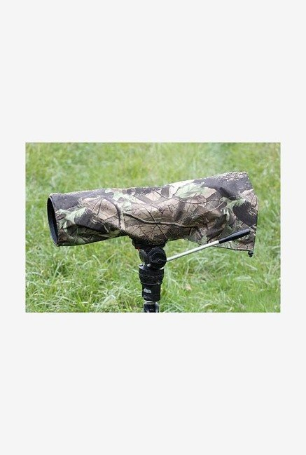 Rainsleeve Cover for Lenses, Standard Size (Camouflage)