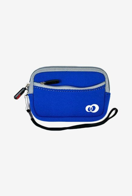 Glove Sleeve Case for Digital Camera (Blue)
