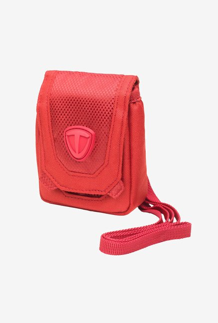 Tenba 637-214 Medium Pouch for Camera (Red)