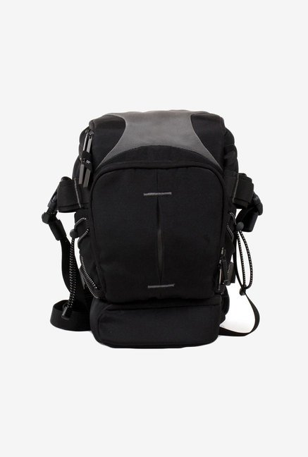 Kroo Bagpro Series Slr Camera Bag (Black)