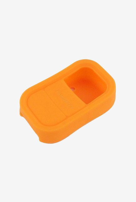 Toughsty Silicone Rubber Protective Case Cover Skin (Orange)