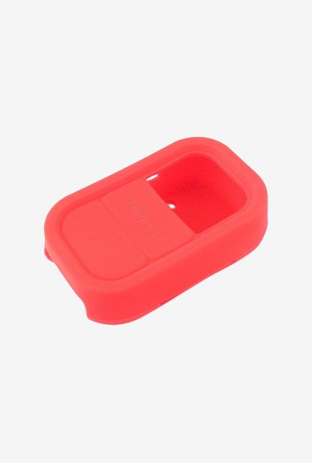 Toughsty Silicone Rubber Protective Case Cover Skin (Red)