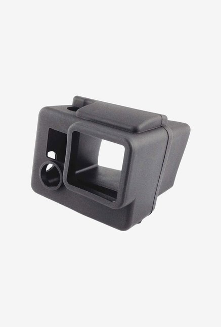 Toughsty Soft Silicone Rubber Camera Housing Case (Black)