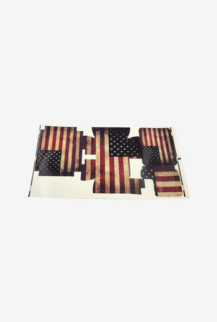 Toughsty Usa American Flag Sticker Camera Housing Case