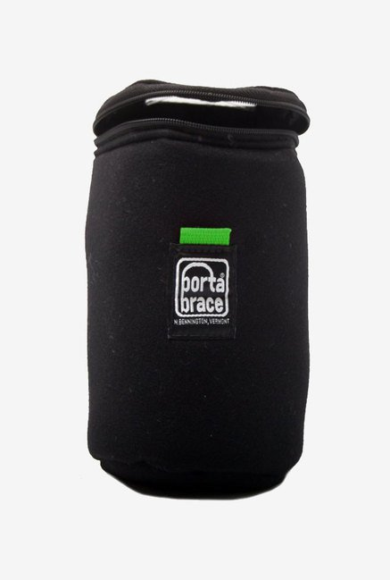 PortaBrace PB-LC7G Camera Case (Black/Green)