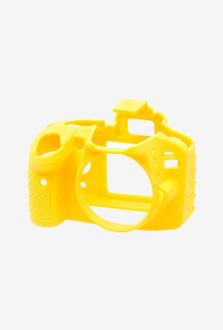 EasyCover ECND3200Y Camera Case for Nikon D3200 (Yellow)