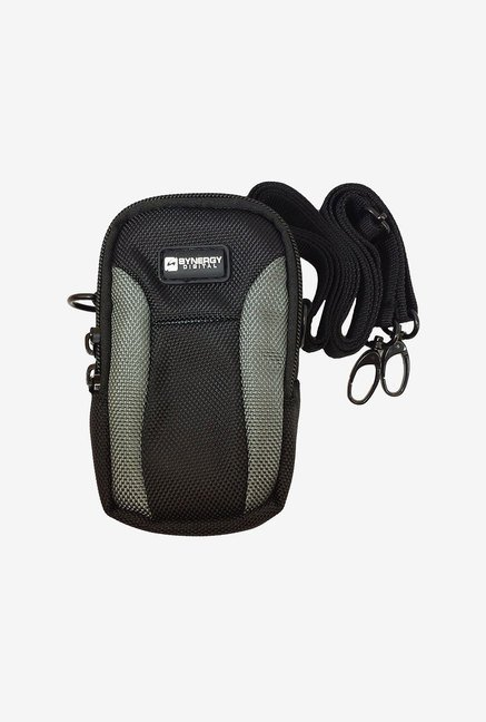 Synergy Canon PowerShot SX170 Camera Case (Black/Grey)