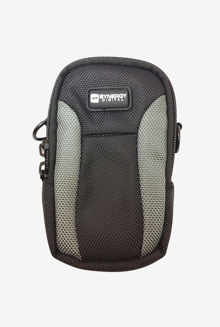 Synergy Canon PowerShot Sx700 Hs Camera Case (Black/Grey)