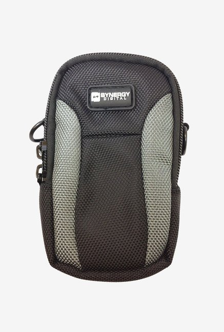 Synergy Digital Fujifilm FinePix Real 3D Case (Black/Grey)