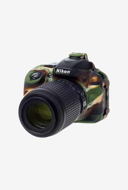 EasyCover ECND5300C Camera Case for Nikon D5300 (Camouflage)