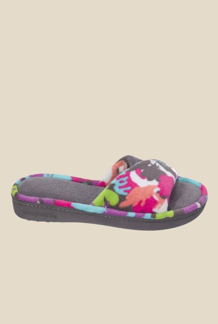 Dearfoams Twist Multicoloured Casual Sandals