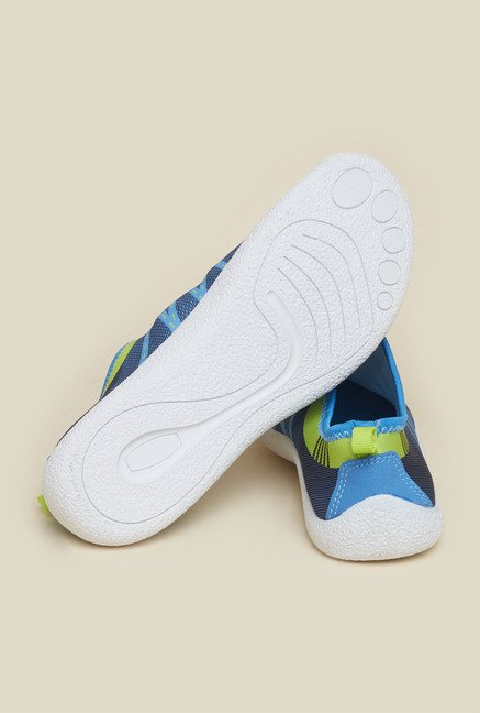 Mochi Blue Casual Sneakers