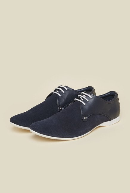 Gen X by Metro Navy Derby Shoes