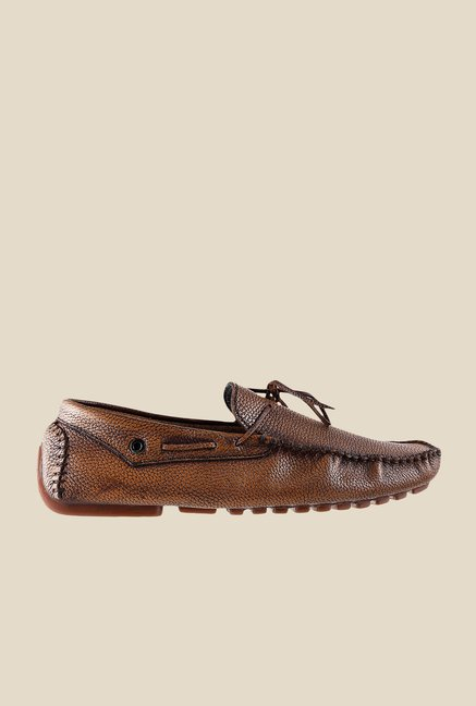 Metro Tan Boat Shoes