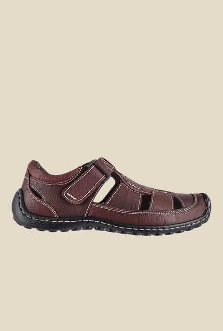 Metro Tan Fisherman Sandals