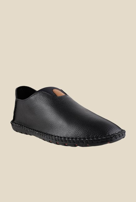 Gen X by Metro Black Casual Slip-Ons