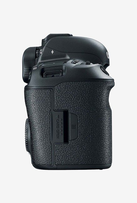 Canon EOS 5D Mark IV DSLR Camera Body Only (Black)