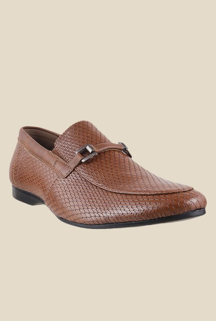 Gen X by Metro Tan Casual Moccasins