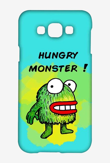 Kritzels Hungry Monster Case for Samsung Galaxy E7