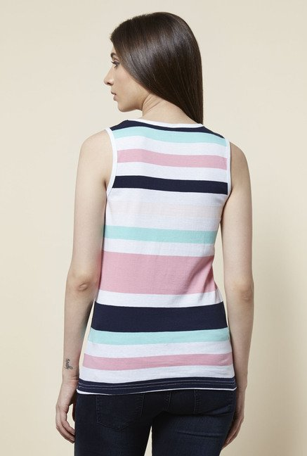 Zudio Multicolor Cindy Tank Top