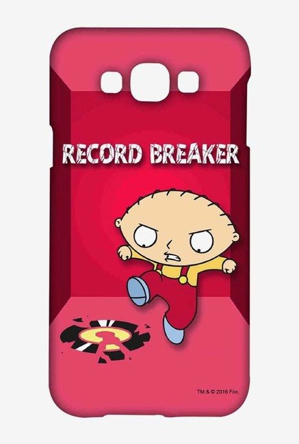 Family Guy Record Breaker Case for Samsung Galaxy A8