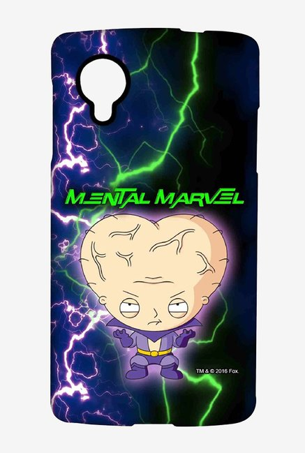 Family Guy Mental Marvel Case for LG Nexus 5