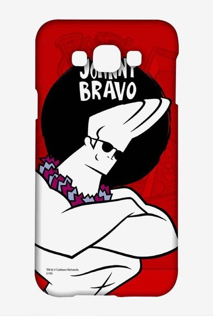 Johnny Bravo Hawaii Case for Samsung Galaxy A8