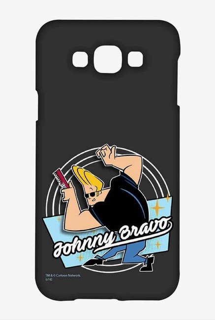 Johnny Bravo Old School Case for Samsung Galaxy A8