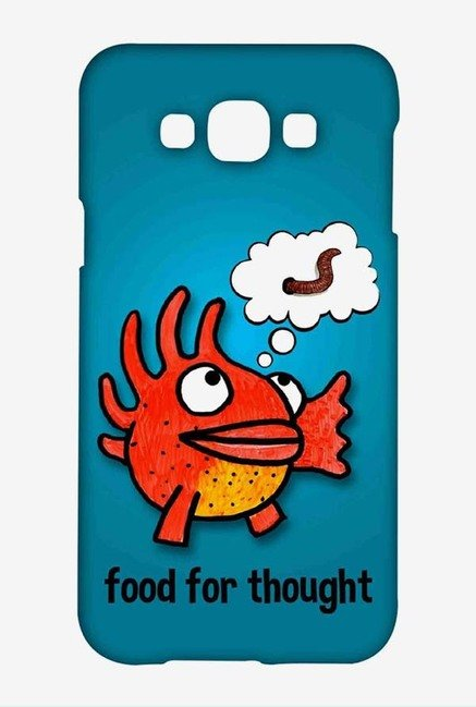 Kritzels Food For Thought Case for Samsung Galaxy A8