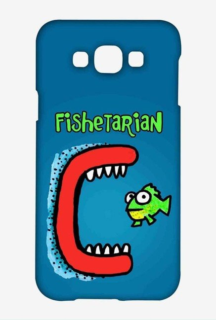 Kritzels Fishetarian Case for Samsung Galaxy A8