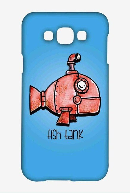 Kritzels Fish Tank Case for Samsung Galaxy A8