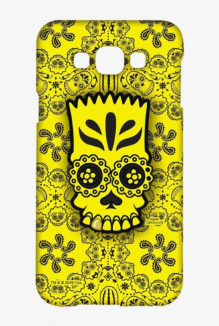 Simpsons Celtic Bart Case for Samsung Galaxy A8