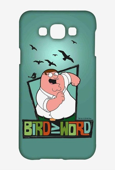 Family Guy Bird Word Case for Samsung Galaxy A8