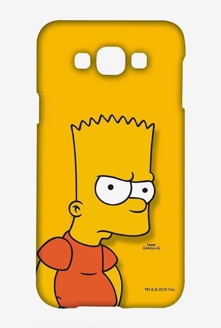 Bart Simpson Case for Samsung Galaxy A8
