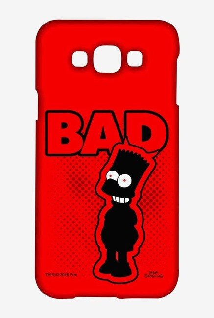 Simpsons Bad Case for Samsung Galaxy A8
