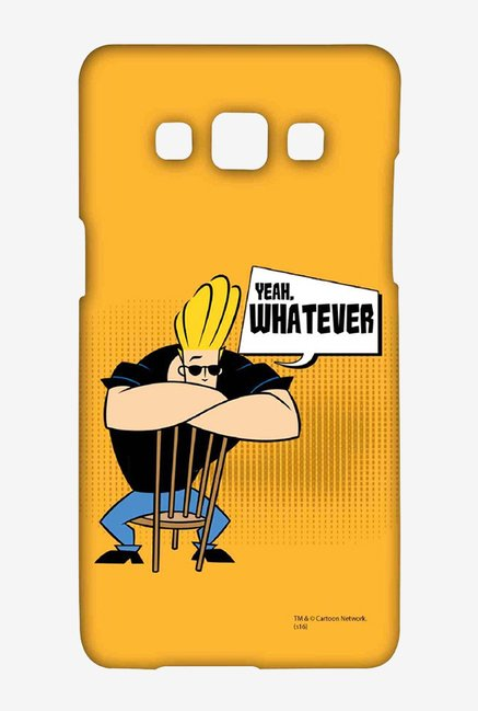 Johnny Bravo Yeah Whatever Case for Samsung Galaxy A7