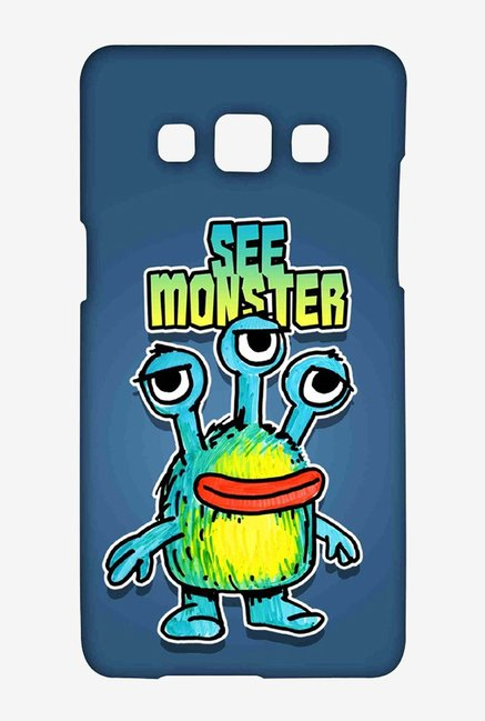 Kritzels See Monster Case for Samsung Galaxy A7