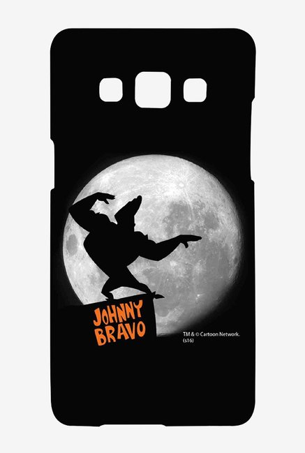 Johnny Bravo On The Moon Case for Samsung Galaxy A5