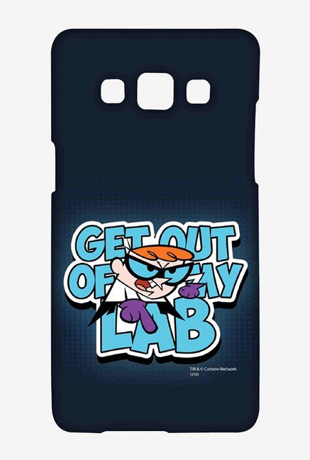 Dexter Get Out Of My Lab Case for Samsung Galaxy A5