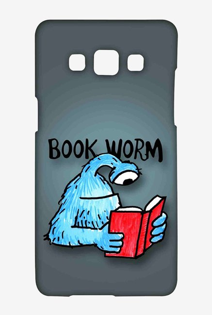 Kritzels Book Worm Case for Samsung Galaxy A5