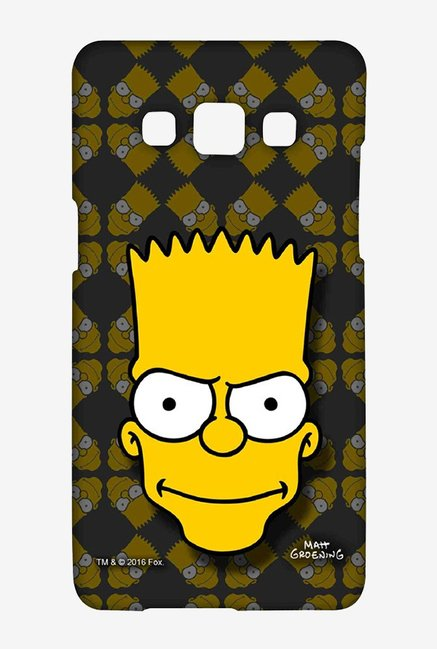 Simpsons Bartface Case for Samsung Galaxy A5