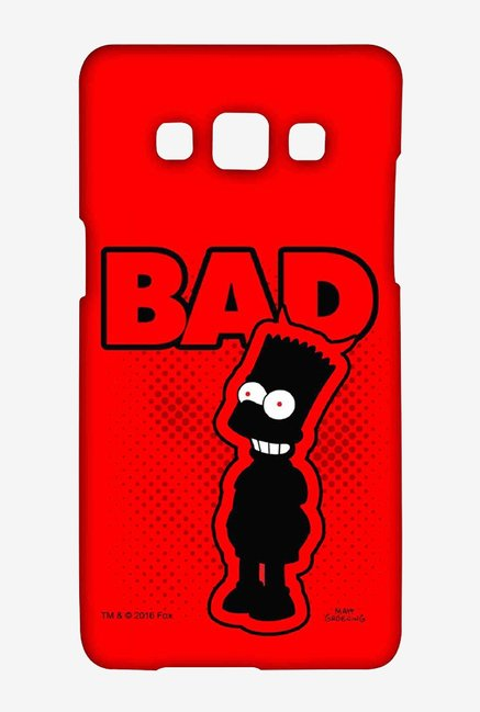 Simpsons Bad Case for Samsung Galaxy A5