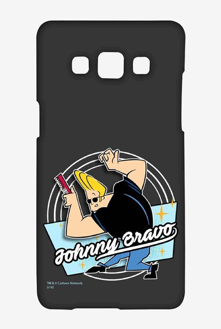 Johnny Bravo Old School Case for Samsung Galaxy A7