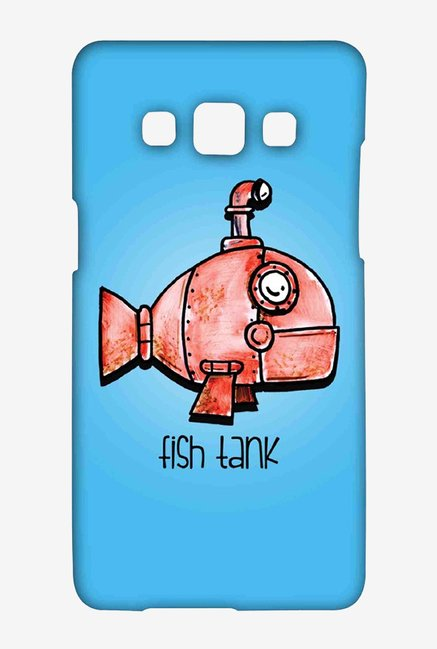 Kritzels Fish Tank Case for Samsung Galaxy A7
