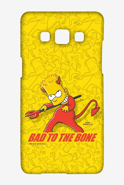 Simpsons Bad To The Bone Case for Samsung Galaxy A5
